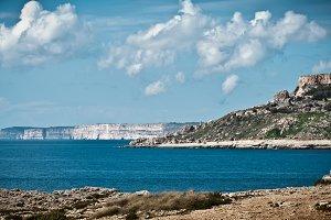 Sunny day on Malta