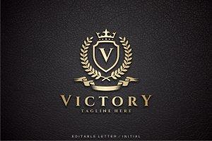 Victory - V Logo