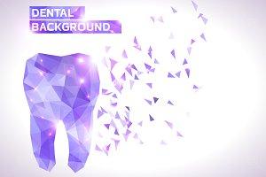 Crystal Teeth Set