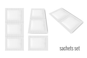 Sachet for food or medicines