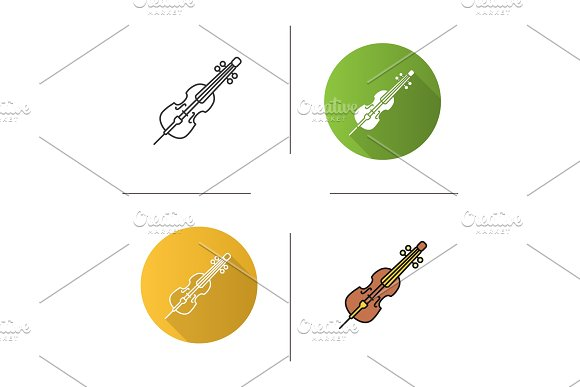 Cello icon in Icons