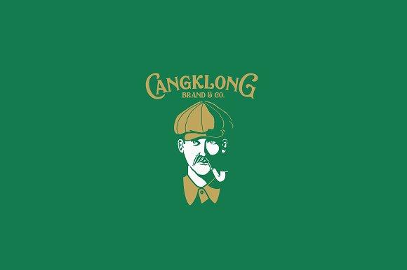 Cangklong Logo Template