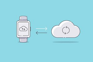 Cloud Computing - Smartwatch
