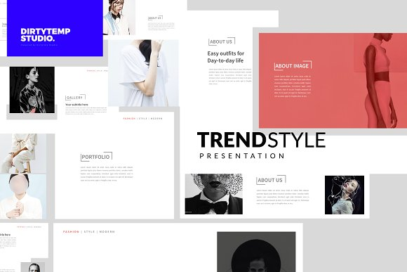 TRENDS - Powerpoint  ⚡️