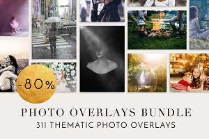 311 Photo Overlays Bundle