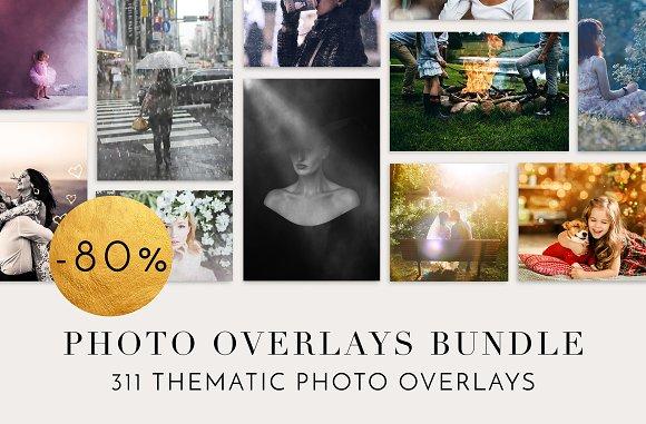 311 Photo Overlays Bundle