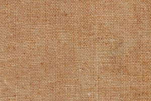 Hessian fabric background