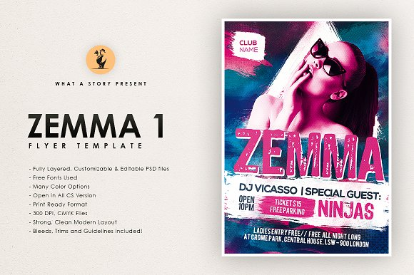 Zemma 1