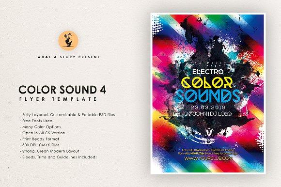 Color Sounds 4