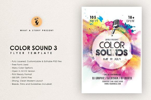 Color Sounds 3