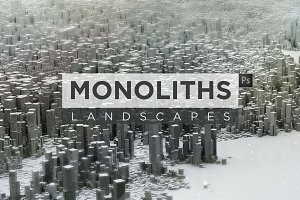 [New] Monoliths Landscapes