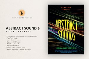 Abstract Sounds 6