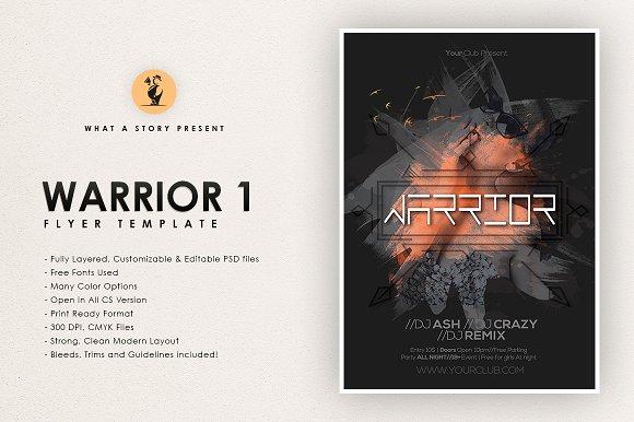 Warrior 1
