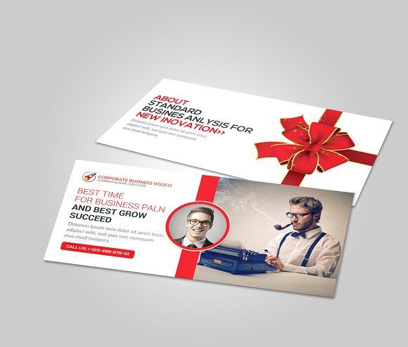 Business Gift Card Voucher