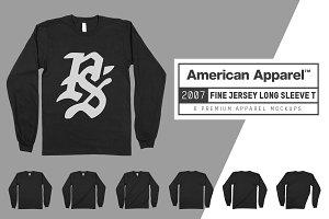 American Apparel 2007 Longsleeve T