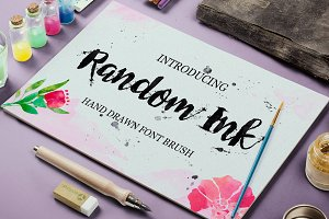 Random Ink