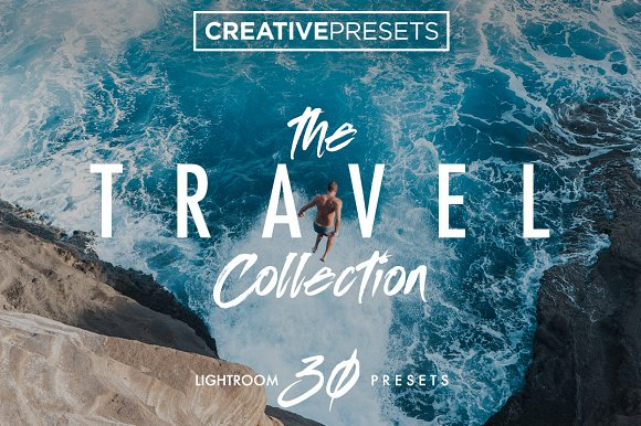 30 Travel Lightroom Presets