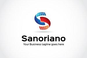 Sanoriano Logo Template