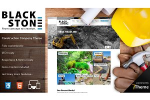 Blackstone - Construction Company