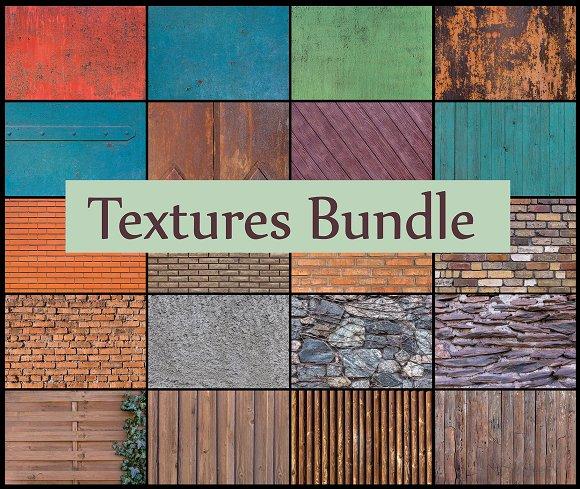 Textures Background Bundle