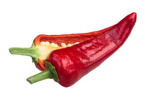 Chimayo chile pepper