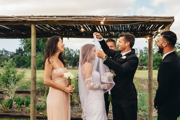 People Stock Photos: Jacob Lund Photography - You may kiss the bride