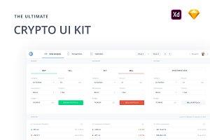 Crypto Web UI Kit