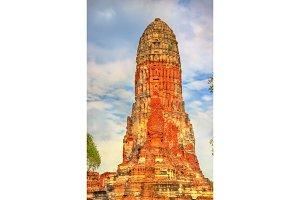 Wat Phra Ram temple in Ayutthaya, Thailand