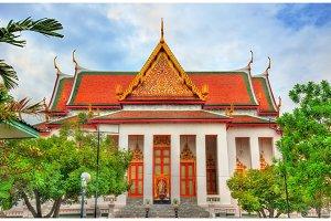 Bunditpatanasilpa Institute of Arts in Bangkok, Thailand