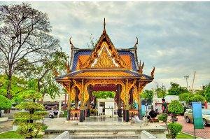 Bangkok National Museum in Thailand