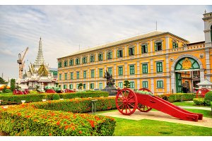 Ministry of Defence in Bangkok