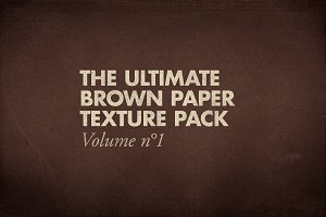 Brown paper texture pack volume 01