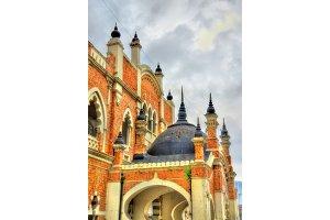 Panggung Bandaraya, a historical theatre hall in Kuala Lumpur, Malaysia