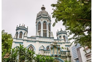 Saint Joseph Catholic Church in Singapore