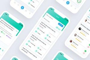 Tasker iOS UI Kit