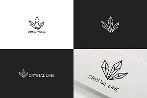 Crystal Logo Design