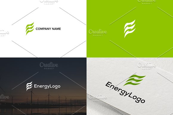 Energy Logo Design