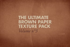 Brown paper texture pack volume 03