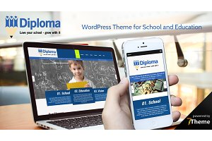 Diploma - Education & School
