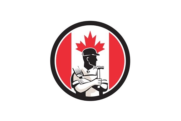 Canadian DIY Expert Canada Flag Icon