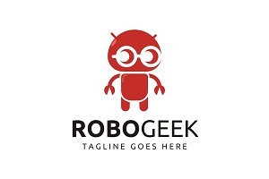 RoboGeek Logo