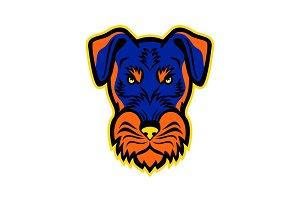 Jagdterrier Front Mascot