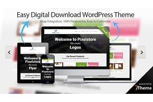 Pixelstore - Easy Digital Download