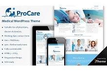 Procare - Medical WordPress Theme