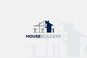 House Builders | Architect Logo