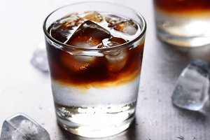 Coffee Cocktail, Cold Brew Tonic