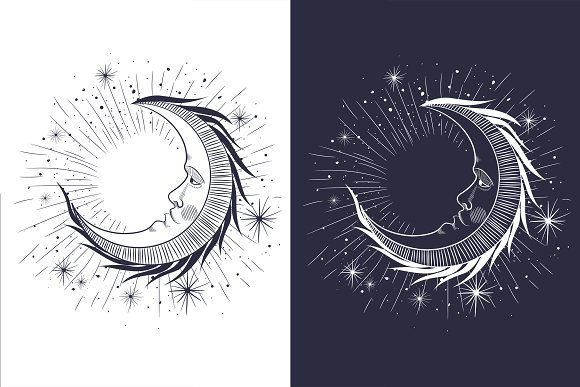 Engraving The Moon