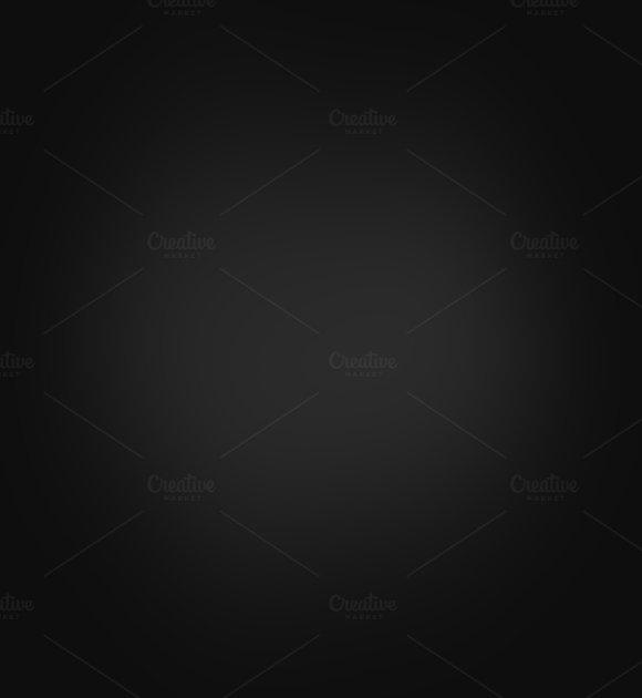 Black Luxury Gradient With Studio Room Background