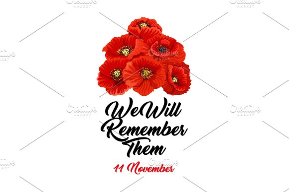 Vector We Will Remember Them
