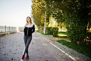 Sport, fitness, street workout